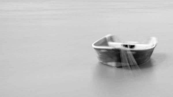 Photograph - Boat In Water by Bruno Rosa