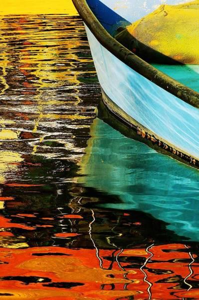 Wall Art - Photograph - Boat   Ll by Eli Hason
