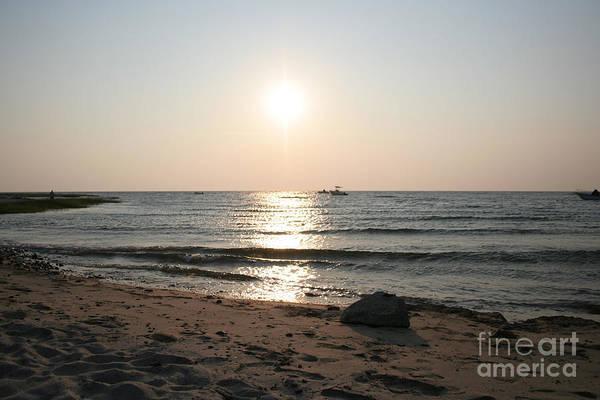 Encounter Bay Photograph - Boat Meadow Sunset.01 by John Turek