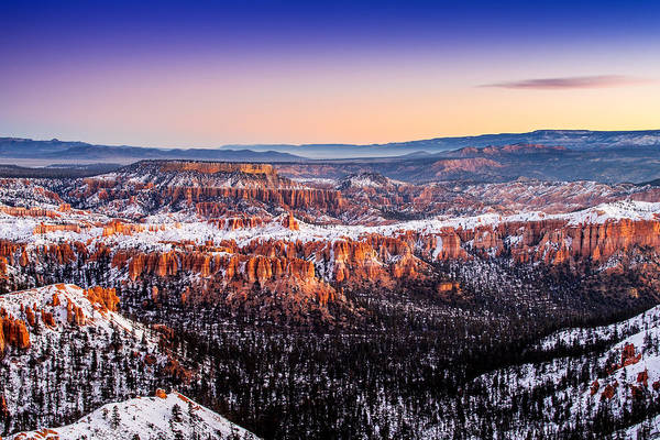 Photograph - Boat Mesa First Light by TL  Mair