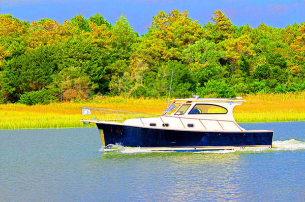 Photograph - Boat Ride by Cynthia Guinn
