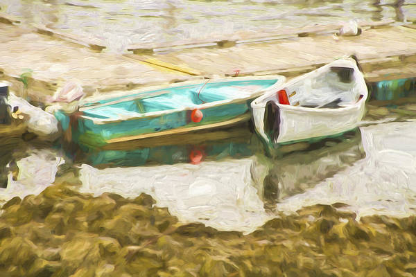 Photograph - Boats In Camden Maine by Bill Barber