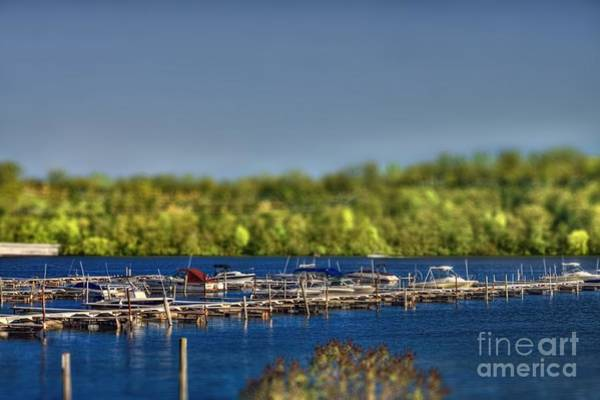 Photograph - Boats In The Harbor by Jim Lepard