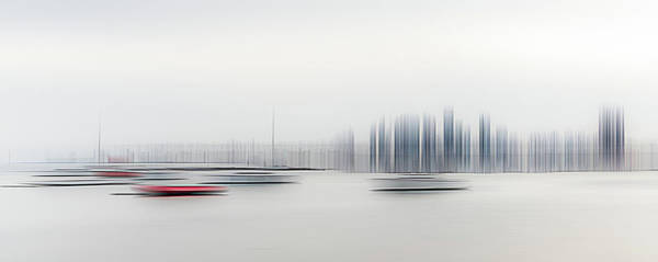 Wall Art - Photograph - Boats In The Harbour by Richard Adams