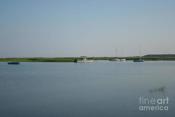 Encounter Bay Photograph - Boats On A Calm Bay.01 by John Turek