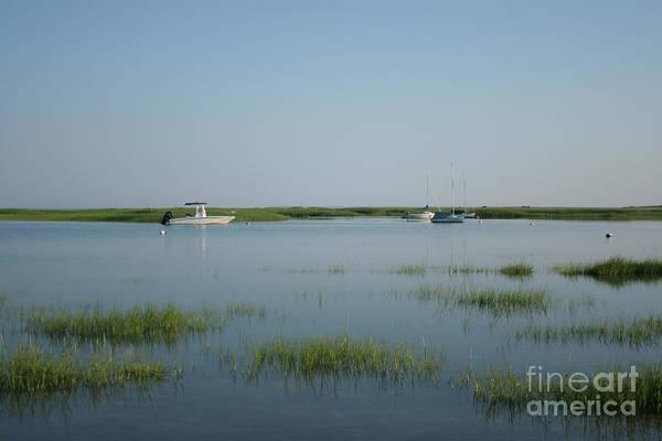 Encounter Bay Photograph - Boats On A Calm Bay.02 by John Turek