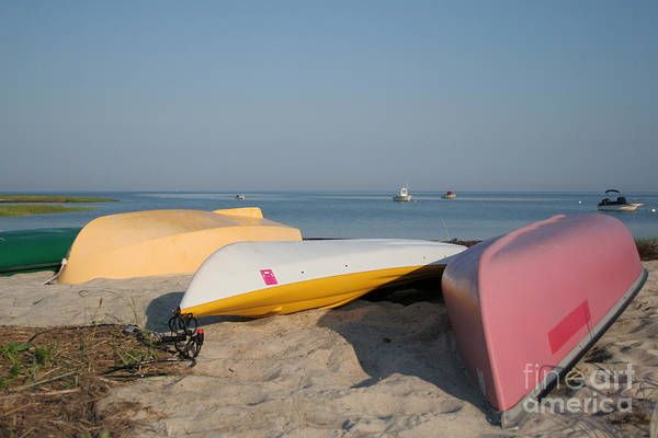 Encounter Bay Photograph - Boats On A Calm Bay.05 by John Turek