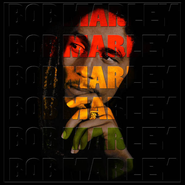 Photograph - Bob Marley 1 by Andrew Fare
