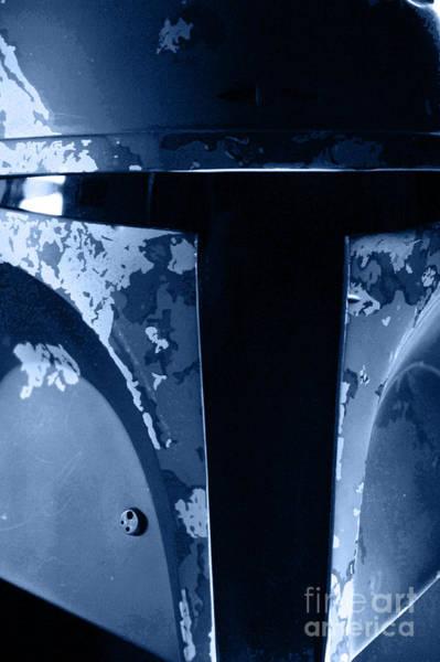 Wall Art - Photograph - Boba Fett Helmet 104 by Micah May