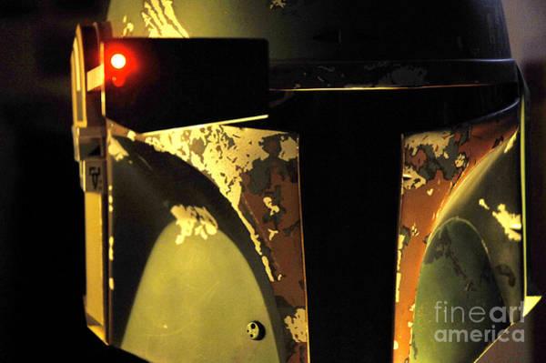 Wall Art - Photograph - Boba Fett Helmet 108 by Micah May