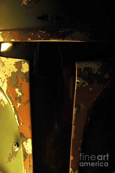 Wall Art - Photograph - Boba Fett Helmet 127 by Micah May