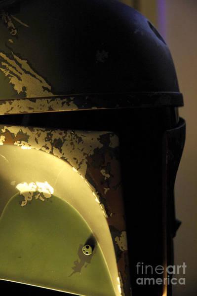 Wall Art - Photograph - Boba Fett Helmet 134 by Micah May