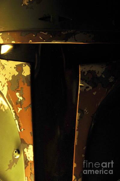 Wall Art - Photograph - Boba Fett Helmet 137 by Micah May