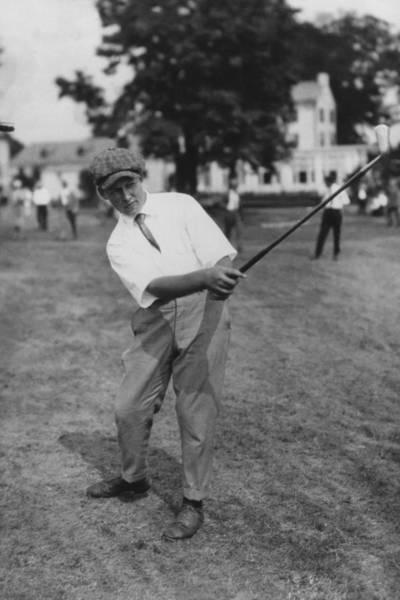 Photograph - Bobby Jones by Artist Unknown