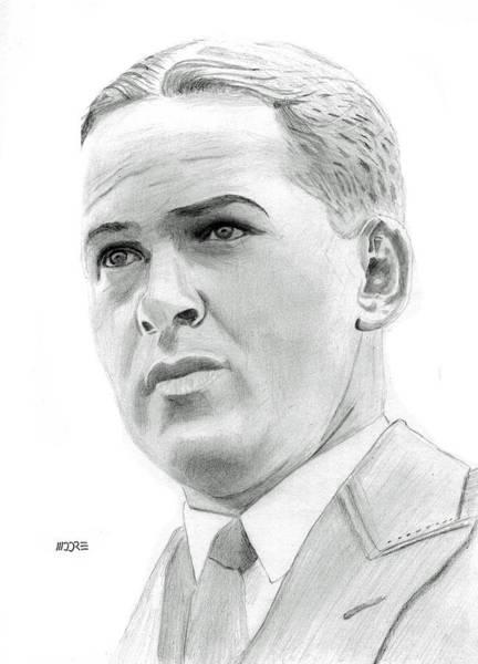 Drawing - Bobby Jones by Pat Moore
