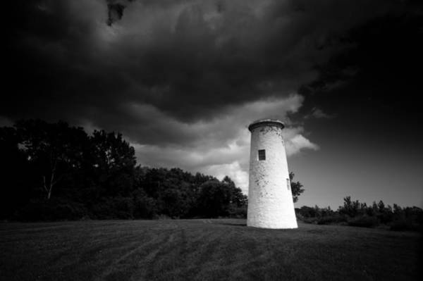 Detroit Lake Wall Art - Photograph - Boblo Lighthouse by Cale Best