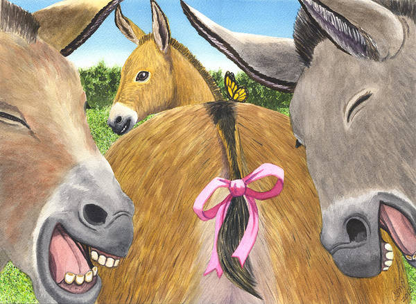 Painting - Bodacious by Catherine G McElroy