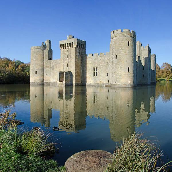 Bodiam Photograph - Bodiam Castle East Sussex by Paul Martin