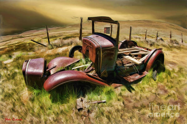 Photograph - Bodie Classic  by Blake Richards