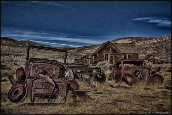 Photograph - Bodie Ghosttown by Erika Fawcett
