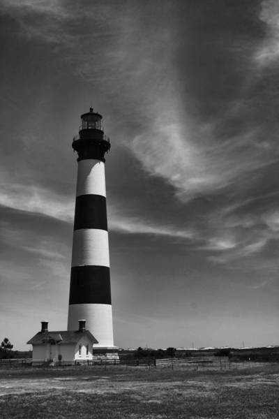 Photograph - Bodie Island Light by Ben Shields