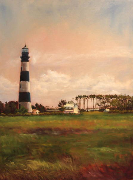 Bodie Island Lighthouse Art Print