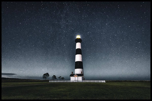 Bodie Photograph - Bodie Light Stars by Robert Fawcett