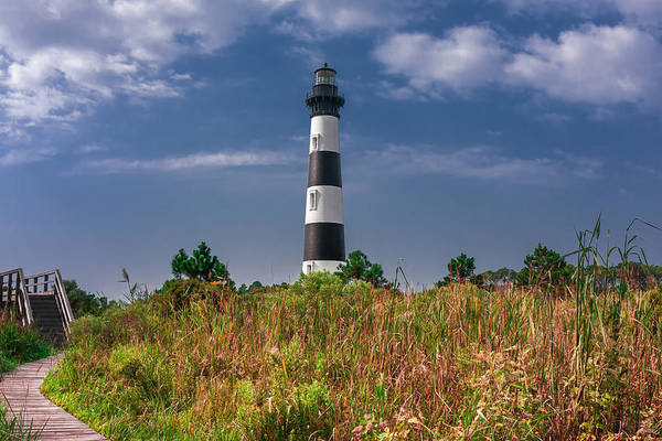 Photograph - Bodie Lighthouse by Mary Almond
