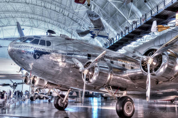 Photograph - Boeing 307 by Jim Thompson