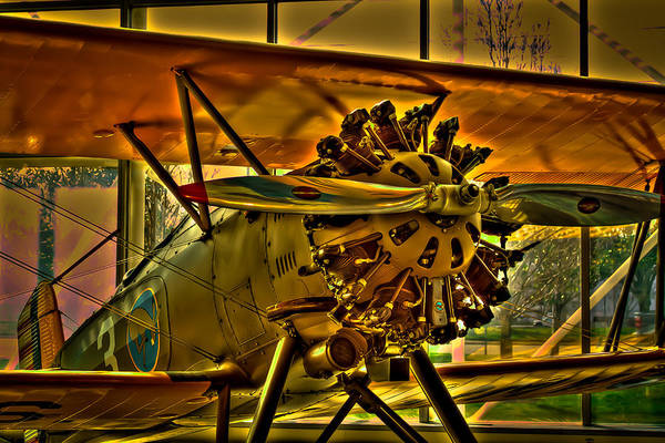 Photograph - Boeing Model 100 II by David Patterson