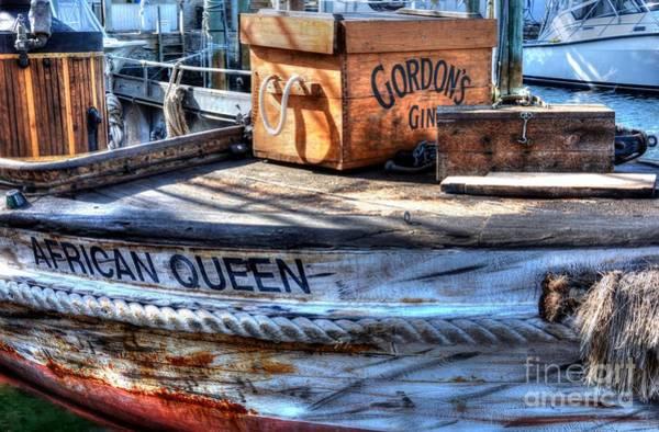 Wall Art - Photograph - Bogart's Boat by Mel Steinhauer
