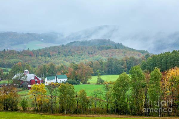 Photograph - Bogie Mountain Fog by Susan Cole Kelly