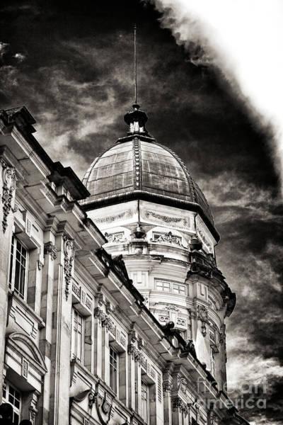 Photograph - Bogota Plaza Dome by John Rizzuto