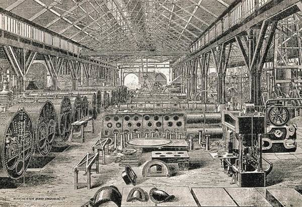 Galloway Wall Art - Photograph - Boiler Factory by George Bernard/science Photo Library