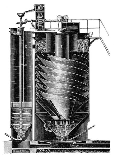 Boiler Photograph - Boiler Water Purification by Science Photo Library