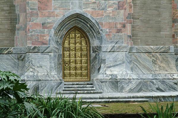Bok Tower Entrance Art Print
