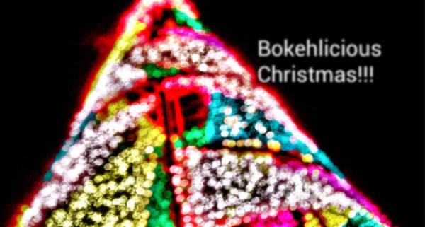 Photograph - Bokehlicious Christmas by Pedro Fernandez