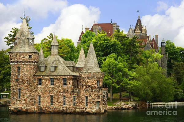 Photograph - Boldt Castle by Brenda Kean