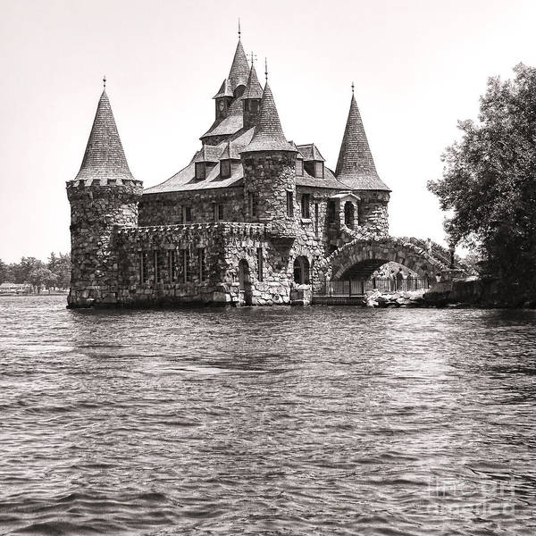 Wall Art - Photograph - Boldt Castle Power House by Olivier Le Queinec