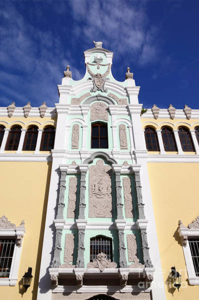 Photograph - Bolivar Palace Panama City by James Brunker