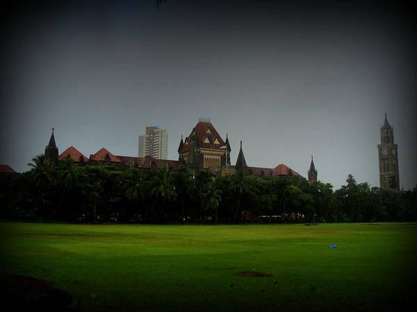 Wall Art - Photograph - Bombay High Court by Salman Ravish
