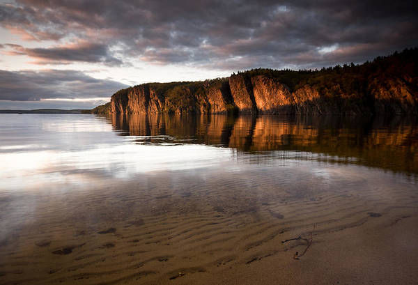 Wall Art - Photograph - Bon Echo And The Mazinaw Rock by Cale Best
