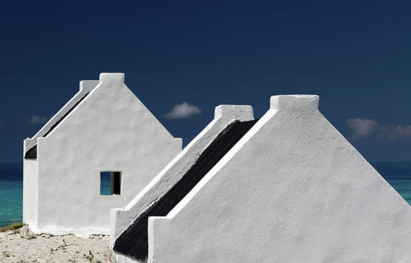 Islands Photograph - Bonaire Slaves Huts by Hans-wolfgang Hawerkamp