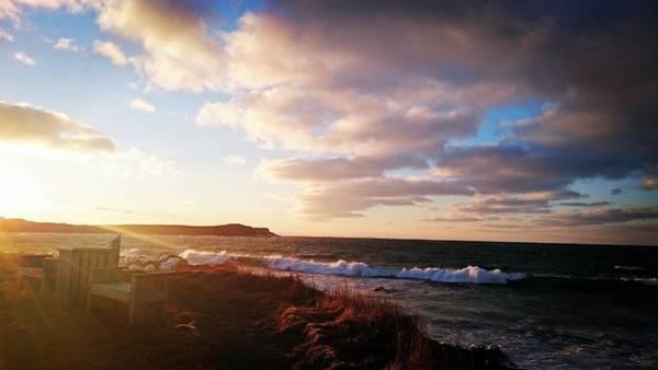 Photograph - Bonavista Bay by Zinvolle Art
