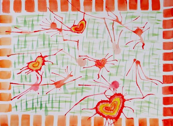 Understanding Painting - Bonds Of Love by Sonali Gangane
