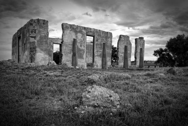 Photograph - Bones Of Fort Laramie by Ghostwinds Photography
