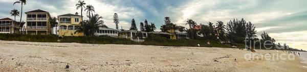 Photograph - Bonita Beach Florida Panorama by Ginette Callaway