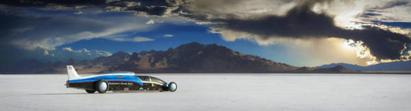 Wall Art - Photograph - Bonneville 608 by Keith Berr
