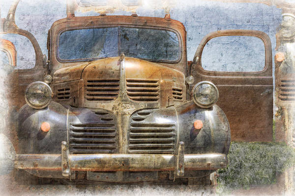 Appalachian Photograph - Bonnie And Clyde by Debra and Dave Vanderlaan
