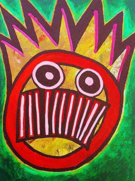 Pa Wall Art - Painting - Boognish One by Kevin J Cooper Artwork